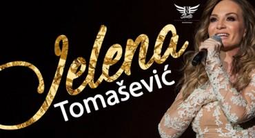 Glazbeni spektakl pop dive Jelene Tomašević u Mostaru