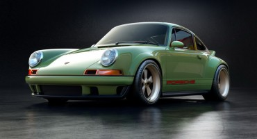 Sinonim za savršenstvo - Porsche 911 Singer Vehicle Design