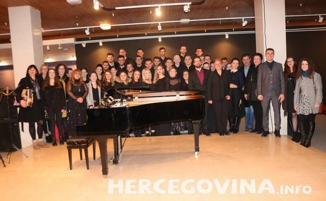 Održan je koncert Studija glazbene umjetnosti u sklopu četvrte Jeseni na FPMOZ