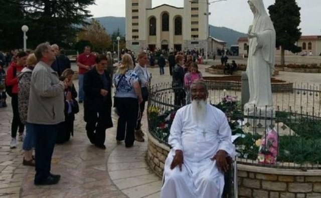 Katolički svećenik i karizmatik James Manjackal posjetio Međugorje