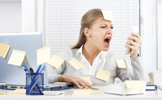 Pod stresom ste: Pročitajte simptome