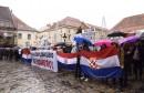 Hrvatski studenti protiv nepravde': Dosta je potlačenosti i ignoriranja situacije s Hrvatima u BiH!