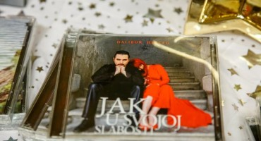 Dalibor Herceg predstavio svoj novi studijski album 'Jak u svojoj slabosti'