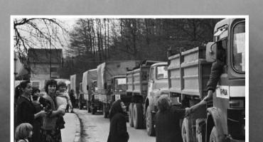 Nova Bila dočekuje Bijeli put za Novu Bilu i Bosnu Srebrenu