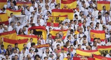 Barca demolirala Real na Bernabeu