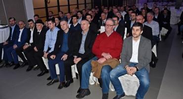 Proslavljena 40 obljetnica osnutka HKK Brotnjo