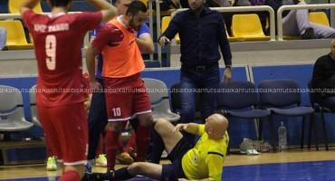 Nogometni sudac iz Ljubuškog nokautiran na utakmici u Sarajevu