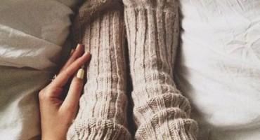 Spavati u čarapama je zdravo i korisno, toplina paše krvnim žilama