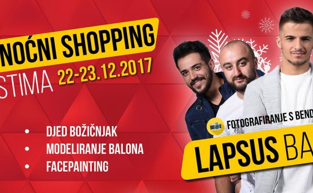 TC Piramida Mostar: Veliki dnevno-noćni shopping sa popustima preko 50%