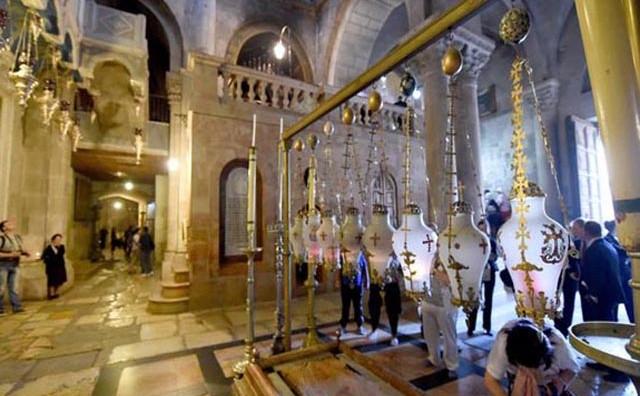 Isusov grob stoljećima stariji nego što se mislilo