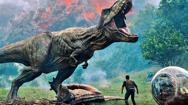 Objavljen trailer filma 'Jurassic World': Fallen Kingdom'