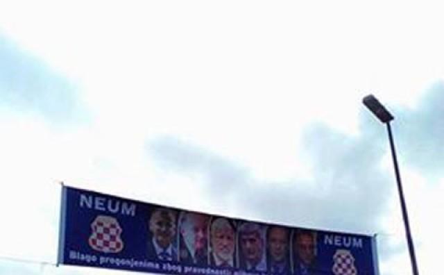 Neum: Transparent potpore osuđenoj šestorki