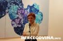 Otvorena izložba slika akademske slikarice Antonije Čačić
