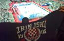 Navijači Zrinjskog iz Mostara uz Hrvatsku i u Zagrebu