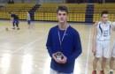 Mladi košarkaš Sport Talenta u U-16 reprezentaciji Bosne i Hercegovine