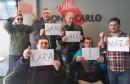 Navijačka euforija u Mostaru: Samo jako Mara i Kara