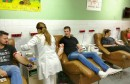 Mladež HDZ-a BiH se odazvala akciji dobrovoljnog darivanja krvi