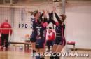 Odbojka: SOK Mostar - ŽOK Bimal-Jedinstvo 0-3