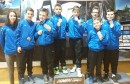 Mostarski taekwondo klub Cro Star uspješan u Kninu