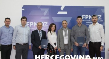 Potpisan sporazum o suradnji između FPMOZ i HKK Brotnjo