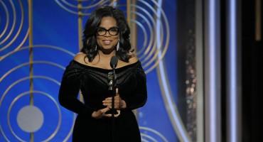 Oprah Winfrey rasplakala sve i najavila predsjedničku kandidaturu