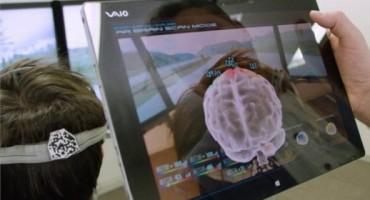 Nissanova tehnologija povezivanja mozga s vozilom B2V (Brain-to-Vehicle)