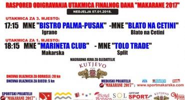 Finale: Marineta club vs Tolo trade