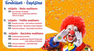 54. Pokladni dani - 2018. Trebižat - Čapljina