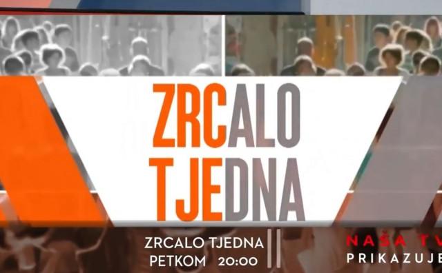 Naša TV osvježila Zrcalo tjedna, Jurica Gudelj novi voditelj