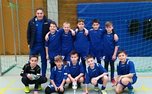 Momčad godišta 2007. Škole nogometa Međugorje osvojila prvo mjesto na jakom turniru u Stuttgartu