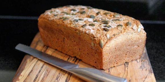 Zdravi kruh bez glutena