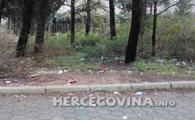 Zapuštena i odbačena 'pluća Mostara'