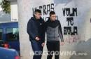 HŠK Zrinjski: Pogledajte kako je bilo oko stadiona prije utakmice protiv Goška