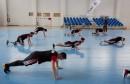 HFC Zrinjski: Plemići odradili zanimljiv trening s neočekivanim gostom