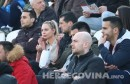 HŠK Zrinjski: Pogledajte kako je bilo na tribinama na utakmici protiv Goška