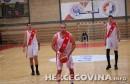 HKK Zrinjski - KK Kakanj 85:78 (50:28)