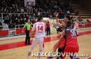 HKK Zrinjski - KK Sloboda 85:69 (40:39)