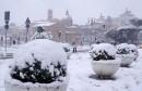 snijeg u rimu