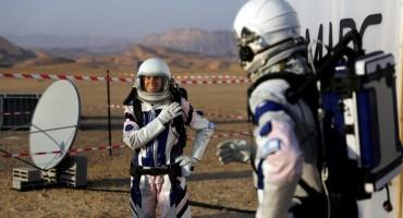 Vratili se s Marsa: Život usred pustinje je kao i Crveni planet