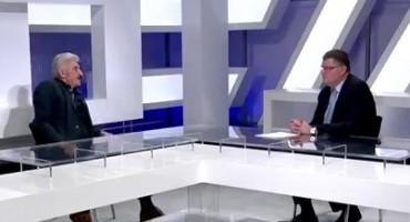 Admiral Davor Domazet Lošo gostovao u talk showu Naše TV Dobar, loš, zao