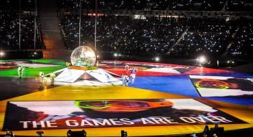 Spektakularno zatvorene Zimske olimpijske igre u Pjongčangu, ali ponovno bez ruskih obilježja