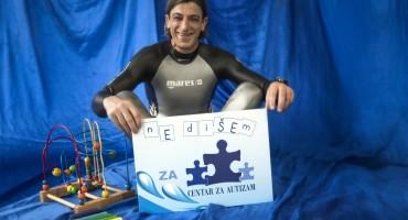 Podvig za djecu oboljelu od autizma: Pokušat će zadržati dah preko 24:03 minute!