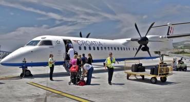 Croatia Airlines sljedeći tjedan u štrajku