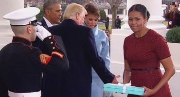 Michelle otkrila što je dobila od Melanije