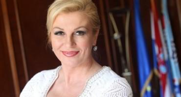 Hrvatska predsjednica danas slavi rođendan