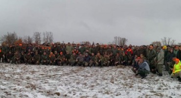 Tomislavgrad: Pet stotina lovaca u lovu na grabežljivce