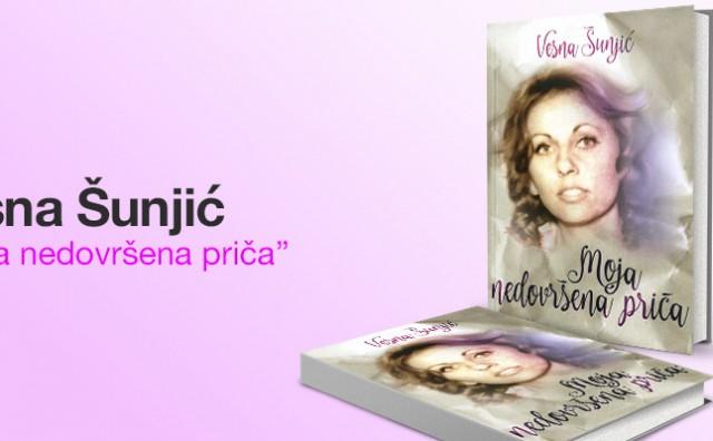 Sutra u NP Mostar predstavljanje knjige Vesne Šunjić Moja nedovršena priča