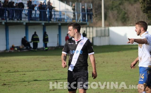 Miloš Aćimović zbog povrede propušta Krupu