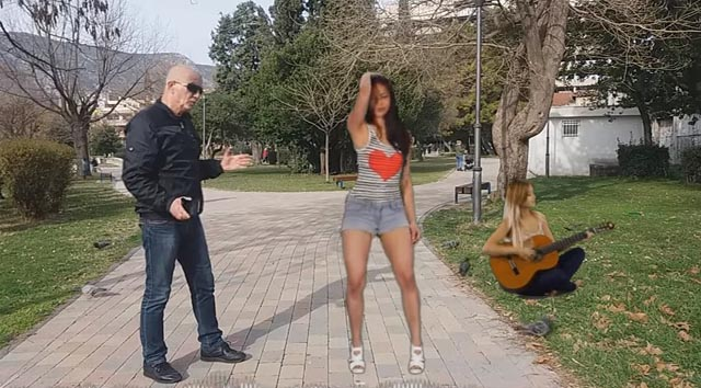 Mostarski pjevač Tata Mićko snimio je spot: Od Panjevine do Australije