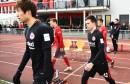 Marijan Ćavar sjajnom igrom debitirao za Eintracht